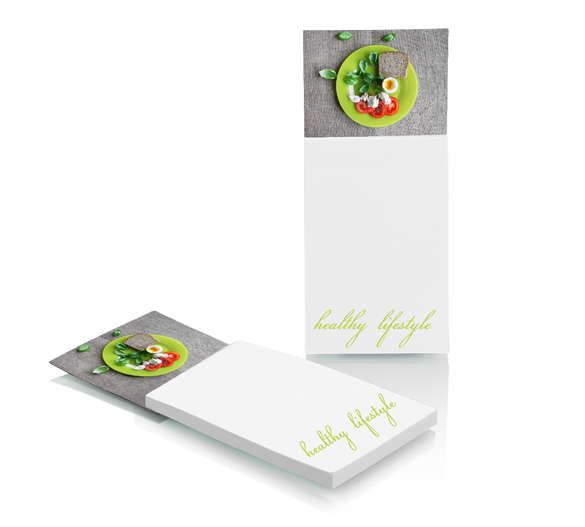PM009 Sticky notes with magnet