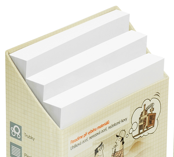 PM143 Notes set in hardcover
