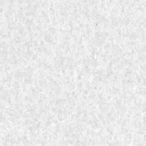 felt 500g/sqm white