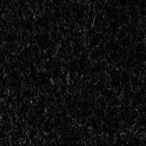 felt 600g/sqm black