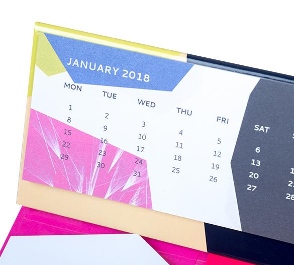 PM209b Hardback calendar