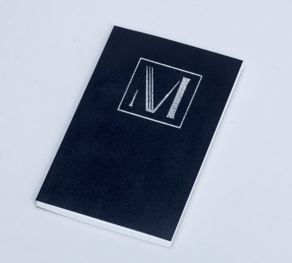 MN15 Mindnotes in MATRYX SCALA softcover