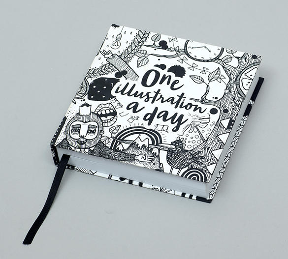 MN31 Mindnotes in paper hardcover