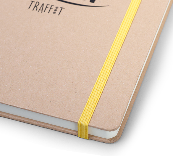 MN36 Mindnotes in KRAFT paper hardcover