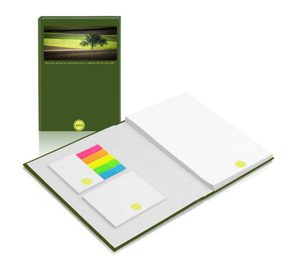 PM110_A5 Notes set in hardcover