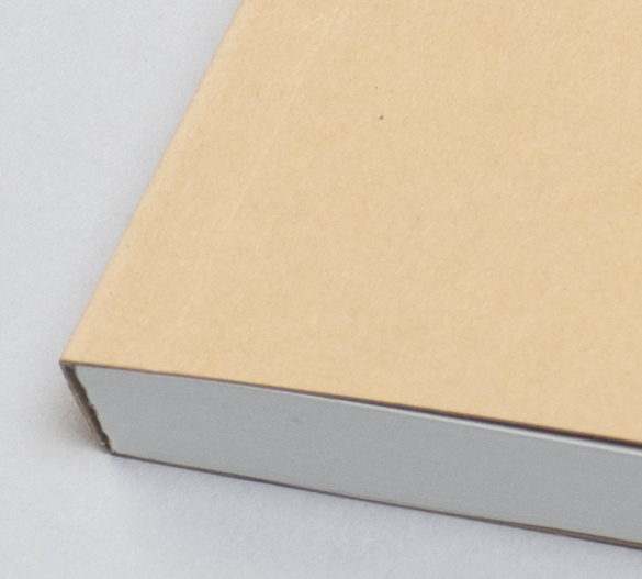 MN11-ECO Mindnotes in kraft paper softcover
